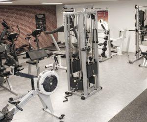 Fitness-lokale